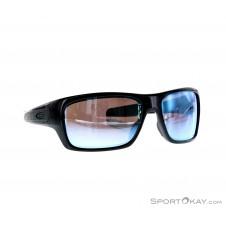 Oakley Turbine Prizm Herren Sonnenbrille-Schwarz-One Size