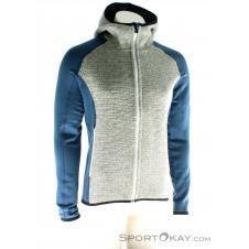 Ortovox Fleece Plus Classic Knit Hoody Herren Tourensweater