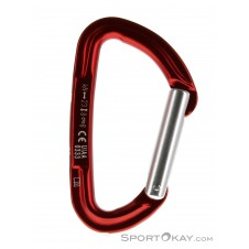 Salewa Hot G3 Straight Karabiner-Rot-One Size
