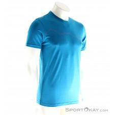 Ortovox Cool Mountain Herren T-Shirt-Blau-S