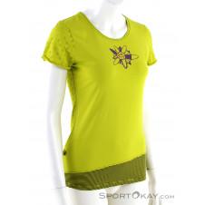 E9 Martilla Damen T-Shirt-Grün-M