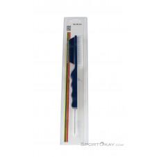 Pomoca Ski Brush Bürste-Blau-One Size
