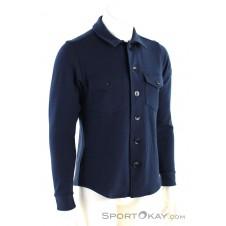 Super Natural Thommy Jacket Herren Outdoorhemd-Blau-S