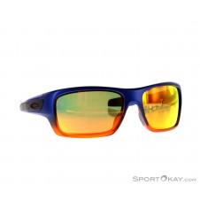 Oakley Turbine Prizm Herren Sonnenbrille-Orange-One Size