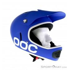 POC Cortex Flow Downhill Helm-Blau-M/L