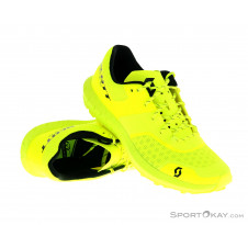 Scott Kinabalu RC 2.0 Damen Laufschuhe-Gelb-7,5