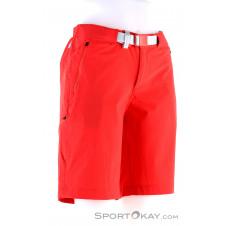 The North Face Speedlight Pant Damen Outdoorshort-Rot-8
