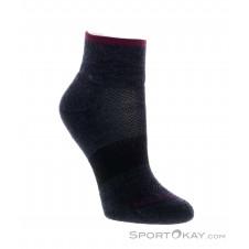 Icebreaker Multisport Light Mini Damen Socken-Grau-M