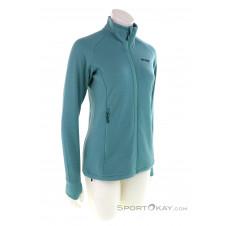 Bergans Ulstein Wool Damen Sweater-Grün-M
