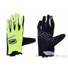 100% Ridecamp Gloves Damen Bikehandschuhe-Gelb-S