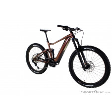 "Liv Intrigue E+1 Pro 27,5"" 2020 Damen EBike All Mountainbike-Braun-S"