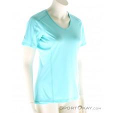 Arcteryx Motus Crew SS Damen T-Shirt-Blau-XS