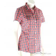 Mammut Kirsi Shirt Damen Outdoorbluse-Mehrfarbig-S