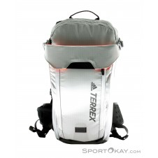 adidas Terrex Cross Trail 20,4l Bikerucksack-Grau-One Size