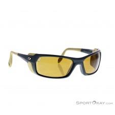 Julbo Bivouak Bleuf Mat Cameleon Herren Sonnenbrille-Blau-One Size