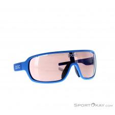 POC DO Blade Raceday Bikebrille-Blau-One Size