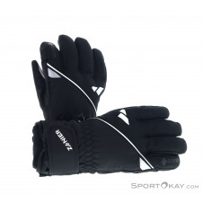 Zanier Budor GTX Kinder Handschuhe Gore-Tex-Schwarz-4
