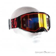 Scott Prospect Goggle Downhillbrille-Schwarz-One Size