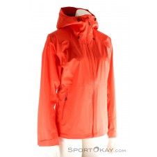 Mammut Keiko HS Hooded Jacket Damen Outdoorjacke-Orange-XS