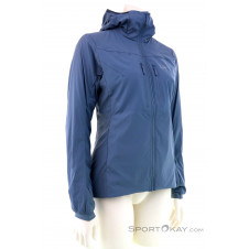 Arcteryx Proton FL Hoody Damen Outdoorjacke-Blau-S