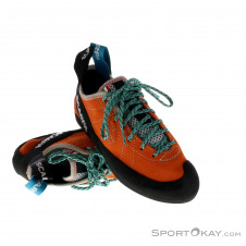 Scarpa Helix Damen Kletterschuhe-Orange-36