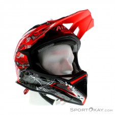 Airoh Fighters Thorns Downhill Helm-Orange-L