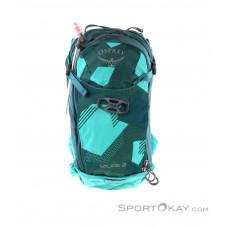 Osprey Salida 12l Damen Bikerucksack mit Trinksystem-Türkis-12