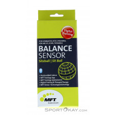 MFT Balance Sensor Sit Ball Set-Schwarz-One Size