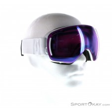 Scott LCG Goggle Compact Skibrille-Weiss-One Size