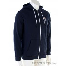 Picture Hamilton Zip Herren Sweater-Blau-S