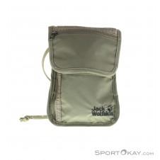 Jack Wolfskin Organizer Brusttasche-Beige-One Size