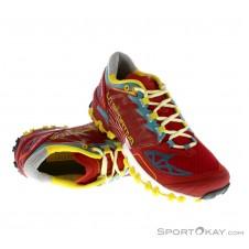 La Sportiva Bushido Damen Traillaufschuhe-Rot-38