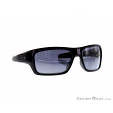 Oakley Turbine Herren Sonnenbrille-Schwarz-One Size