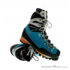 Scarpa Mont Blanc Pro GTX Damen Bergschuhe Gore-Tex-Türkis-38,5