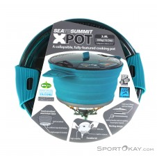 Sea to Summit XPot 2.8l Kochtopf-Blau-One Size