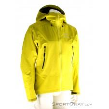 Arcteryx Beta SL Hybrid Jacket Herren Outdoorjacke-Gelb-S