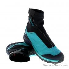 Salomon Outpath Pro GTX Damen Traillaufschuhe Gore-Tex-Blau-8