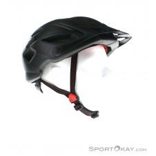 Met Terra Bikehelm-Schwarz-One Size