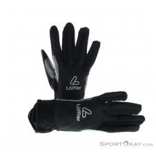 Löffler WS Softshell Handschuhe-Schwarz-6,5