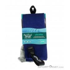 Packtowl Ultra Lite Hand Mikrofaserhandtuch-Blau-One Size
