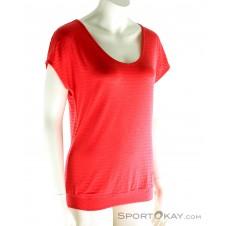 Vaude Skomer II Damen T-Shirt-Rot-36