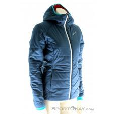 Ortovox Piz Bernina Jacket Damen Tourenjacke-Blau-S