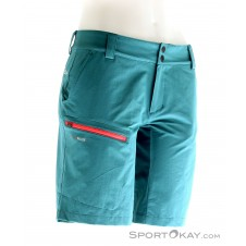 Ortovox Pelmo Shorts Damen Outdoorhose-Blau-S