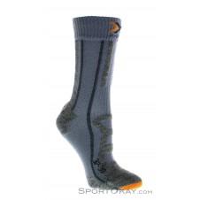 X-Bionic Trekking Merino Isolator Damen Socken-Grau-39-40