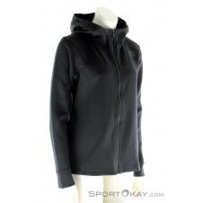 Nike W Jacket FZ Damen Trainingssweater-Schwarz-M
