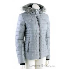 Spyder Edyn Hoody Insulated Jacket Damen Freizeitjacke-Weiss-S