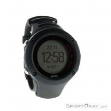 Suunto Ambit 3 Run HR GPS Bergsportuhr-Schwarz-One Size