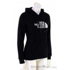 The North Face Drew Peak Damen Sweater-Schwarz-M