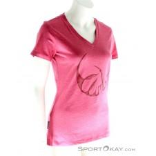 Mammut Zephira Damen T-Shirt-Pink-Rosa-XS
