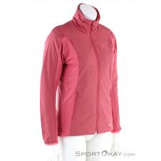 Salomon Drifter Mid Jacket Damen Wendejacke-Pink-Rosa-XS
